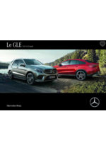 Catalogues et collections Mercedes Benz : Le GLE
