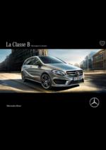 Catalogues et collections Mercedes Benz : Classe B