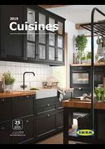Prospectus IKEA : Catalogue Cuisines