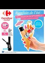 Prospectus Carrefour Market : Bienfaits de l'été