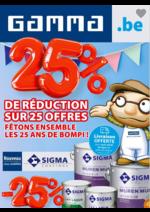 Prospectus  : 25% de réduction sur 25 offres