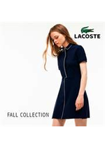 Prospectus Lacoste : Lacoste Fall Collection