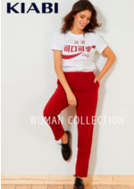 Catalogues et collections  : Woman collection