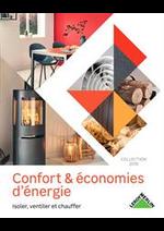 Prospectus Leroy Merlin : Confort & économies d'énergie