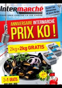 Prospectus Intermarché : Anniversaire Intermarché, Les prix KO