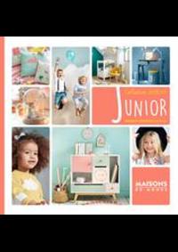 Prospectus Maisons du monde Rennes - St Grégoire : Junior Collection 2018/19