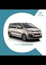 Promos et remises  : Citroën Spacetourer