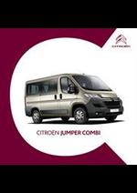 Prospectus Citroen : Citroën Jumper Combi