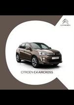 Prospectus Citroen : Citroën C4 Aircross