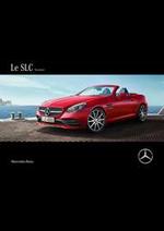 Prospectus Mercedes Benz : Mercedes-Benz SLC