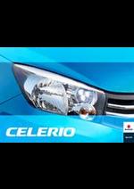 Promos et remises  : Suzuki Celerio