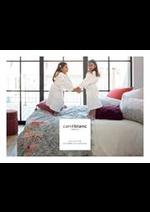 Prospectus Carré Blanc : Collection Automne/Hiver 2018