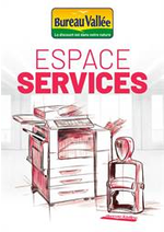 Prospectus  : Espace Services
