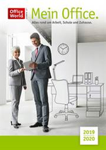Prospectus Office World : Office World Katalog 2019-2020