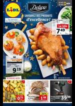 Prospectus  : Savourez des produits d'excellence!