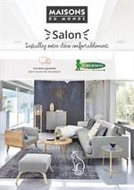 Prospectus Maisons du Monde : Salon
