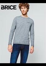 Prospectus Brice : Polos & Shirts Homme