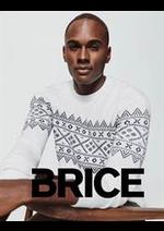 Prospectus Brice : Pulls Homme