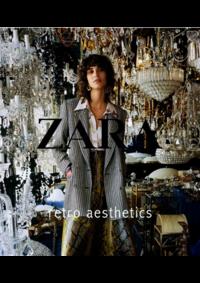 Prospectus ZARA WATERLOO : Collection retro