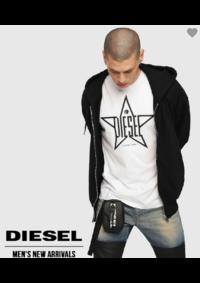 Catalogues et collections Diesel Bruxelles - Rue Dansaert  : Men's New Arrivals