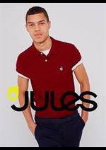 Prospectus Jules : Polos Hommes