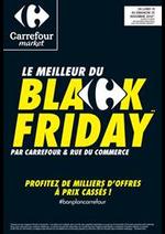Prospectus Carrefour Market : Le meilleur du Black friday