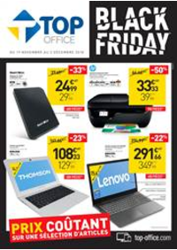 Prospectus Top Office Bondy : Black Friday