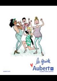 Prospectus Aubert PACE : Le guide Aubert