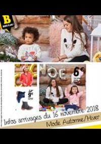 Prospectus Babou Bourges : Mode Automne/Hiver