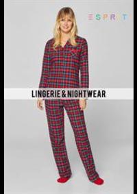 Prospectus Esprit Aulnay sous Bois : Lingerie & Nightwear