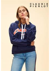 Prospectus Claudie Pierlot PARIS Guichard : Mailles & Sweatshirts