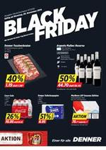 Prospectus Carrefour : Denner Angebote - Black Friday