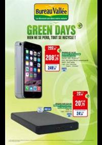 Prospectus Bureau Vallée - Sainte Genevieve Des Bois : Green Days