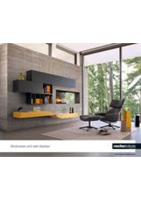 Prospectus Roche Bobois Strasbourg - Lampertheim : Bookcases and wall displays