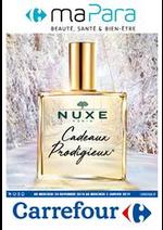 Prospectus Carrefour : Ma parapharmacie décembre