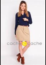 Prospectus Cache Cache : Collection Femme