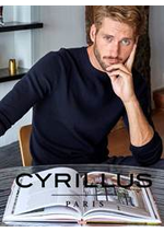 Prospectus Cyrillus : Collection Homme