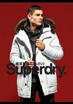Prospectus Superdry : Veste Homme