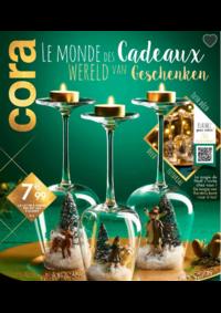 Prospectus Cora : Le monde des cadeaux