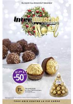 Prospectus Intermarché Super : INTERMARCHÉ HYPER DE NOËL