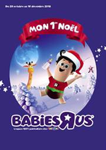Prospectus Toys R Us : Mon 1er Noël