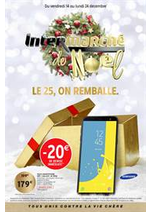 Prospectus Intermarché Hyper : LE 25, ON REMBALLE.