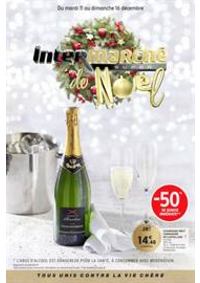 Prospectus Intermarché Super Darney : INTERMARCHÉ DE NOËL
