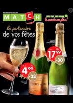 Prospectus Match : Match, le partenaire de vos fêtes
