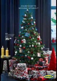 Prospectus IKEA : Zauberhafte Weihnachtswelt
