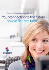 Prospectus Swisscom Bern - Bubenbergplatz : Your connection to the future