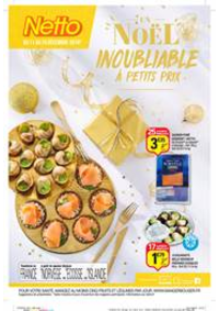 Prospectus Netto Herbignac : Un Noël inoubliable
