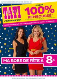 Prospectus Tati CHOISY LE ROI : Catalogue Tati