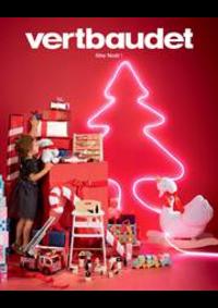 Prospectus VERTBAUDET LIEUSAINT : Fête Noël!