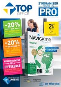 Prospectus Top Office Fouquières-lès-Béthune : S'organiser comme un Pro